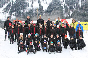 Nachwuchs Langlauf 2012